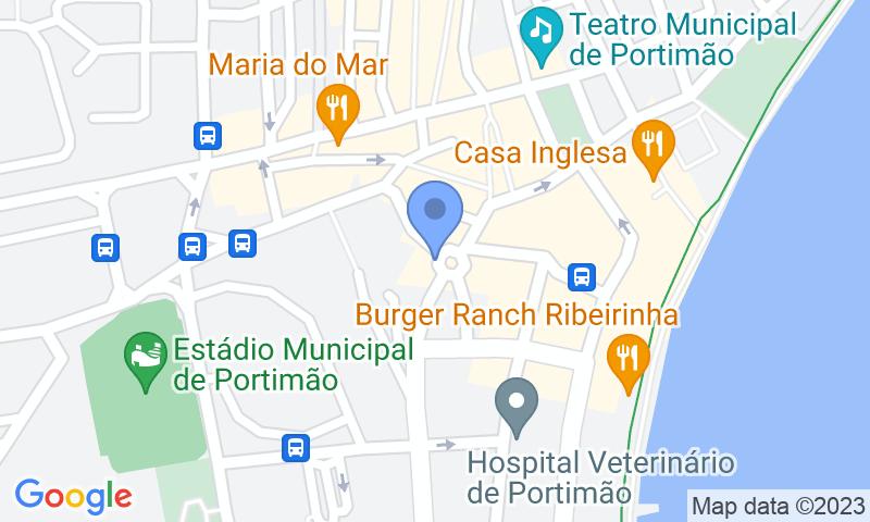 Localizzazione del parcheggio sulla mappa - Prenota un posto nel parcheggio SABA Parque do Largo Primeiro de Maio