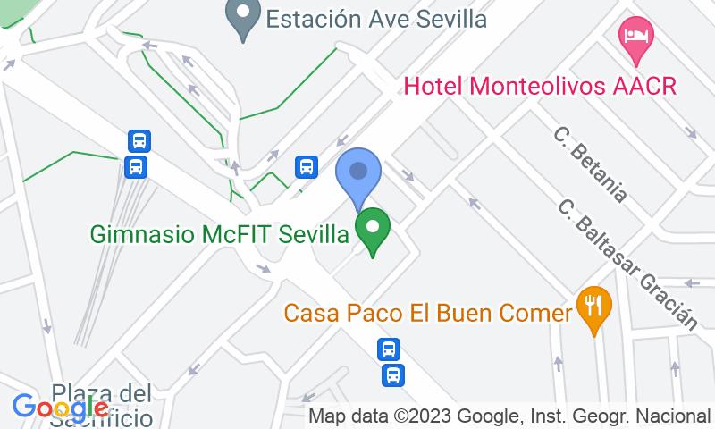 Lugar de estacionamento no mapa - Reserve uma vaga de  estacionamento no INSUR Mirador de Santa Justa