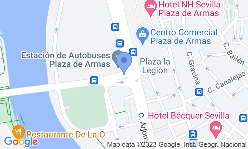 Lugar de estacionamento no mapa - Reserve uma vaga de  estacionamento no APK2 Arjona