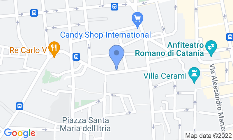 Localizzazione del parcheggio sulla mappa - Prenota un posto nel parcheggio Autoparking