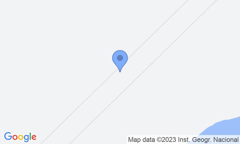 Localización del parking en el mapa - Reservar una plaza en el parking AENA General P1 Murcia