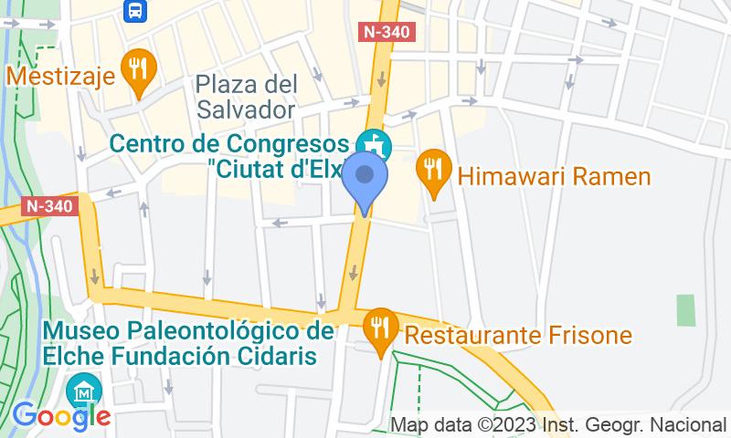 Lugar de estacionamento no mapa - Reserve uma vaga de  estacionamento no SABA Porta de la Morera