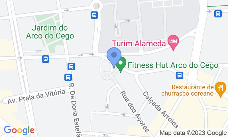 Lugar de estacionamento no mapa - Reserve uma vaga de  estacionamento no Placegar Parque Visconde Santarém