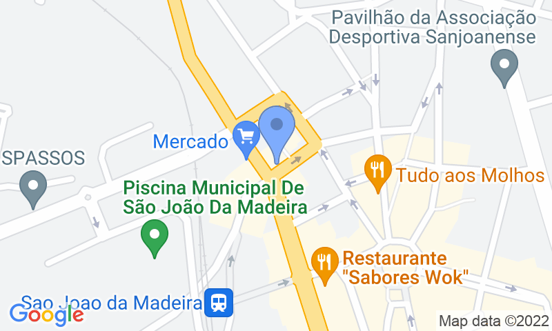 Parking location in the map - Book a parking spot in SABA Parque Renato Araújo car park