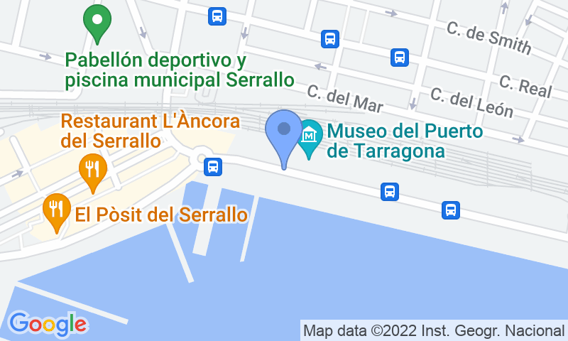 Localizzazione del parcheggio sulla mappa - Prenota un posto nel parcheggio APK2 Serrallo