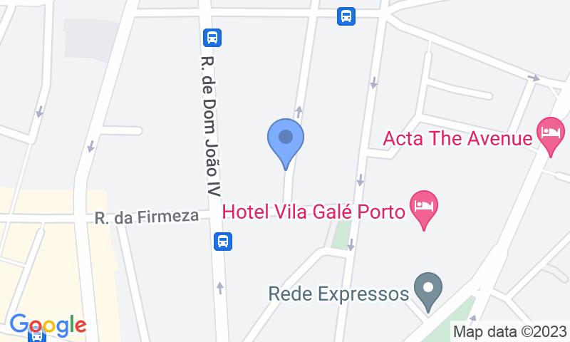 Localizzazione del parcheggio sulla mappa - Prenota un posto nel parcheggio Léguas On Wheels