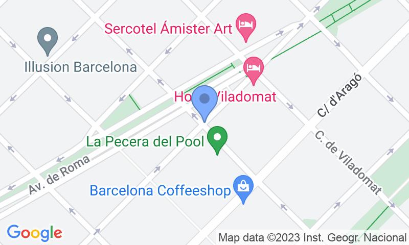 Lugar de estacionamento no mapa - Reserve uma vaga de  estacionamento no SABA BAMSA València Calabria
