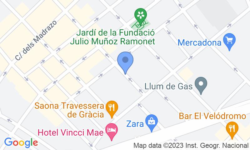 Lugar de estacionamento no mapa - Reserve uma vaga de  estacionamento no NN Santaló