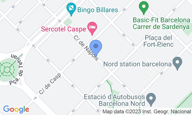 Lugar de estacionamento no mapa - Reserve uma vaga de  estacionamento no Inverinmo - Nàpols