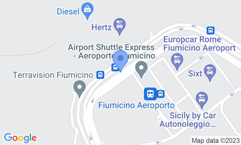 Localització del parking al mapa - Reservar una plaça al parking Your Parking - Valet