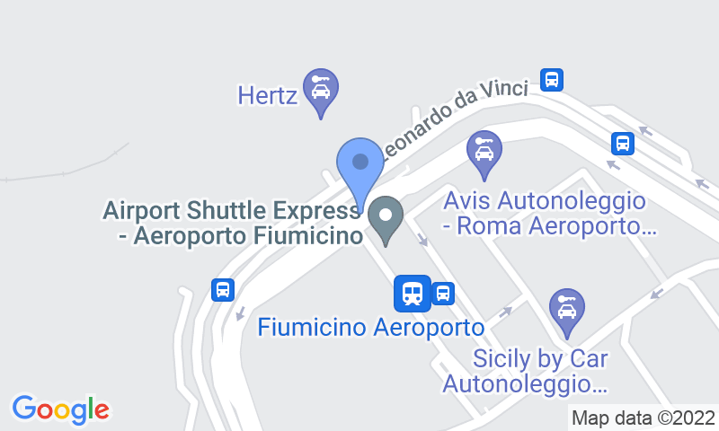 Localizzazione del parcheggio sulla mappa - Prenota un posto nel parcheggio Park and Go
