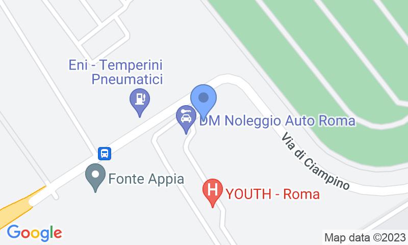 Lugar de estacionamento no mapa - Reserve uma vaga de  estacionamento no Alta Quota-Ciampino