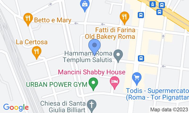 Localizzazione del parcheggio sulla mappa - Prenota un posto nel parcheggio Laparelli parking