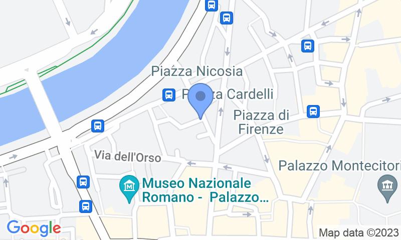 Localizzazione del parcheggio sulla mappa - Prenota un posto nel parcheggio Parking Leonetto