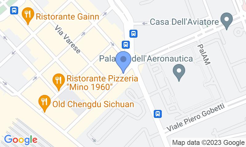 Localizzazione del parcheggio sulla mappa - Prenota un posto nel parcheggio Autorimessa Tucci
