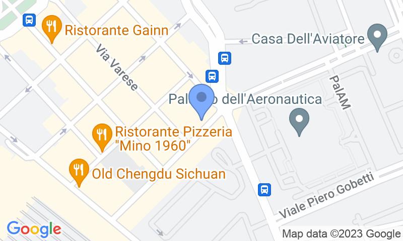 Localizzazione del parcheggio sulla mappa - Prenota un posto nel parcheggio Autorimessa Tucci - Vans