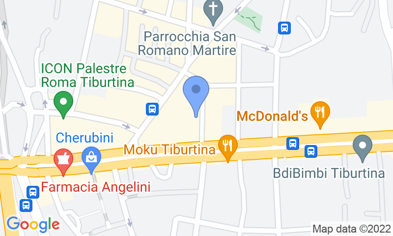 Localizzazione del parcheggio sulla mappa - Prenota un posto nel parcheggio Autorimessa Dragone