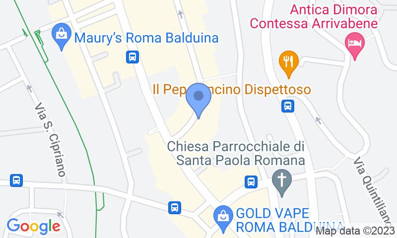 Localizzazione del parcheggio sulla mappa - Prenota un posto nel parcheggio Autorimessa Schiavi di Abruzzo (Nicolai)