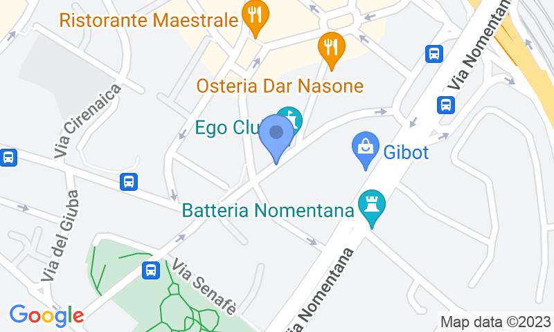 Localización del parking en el mapa - Reservar una plaza en el parking Il Tuo Parcheggio