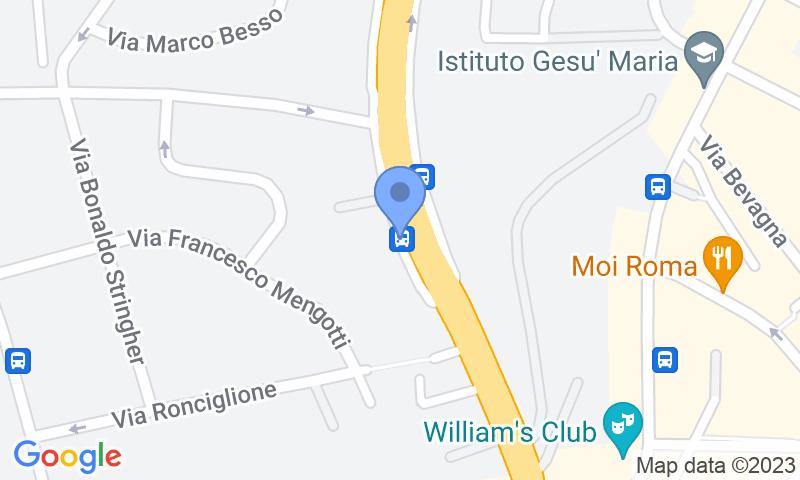 Localizzazione del parcheggio sulla mappa - Prenota un posto nel parcheggio Francia