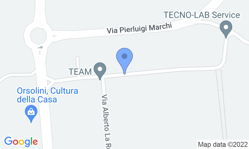 Localizzazione del parcheggio sulla mappa - Prenota un posto nel parcheggio LogiPort d'Ossat - Shuttle Scoperto
