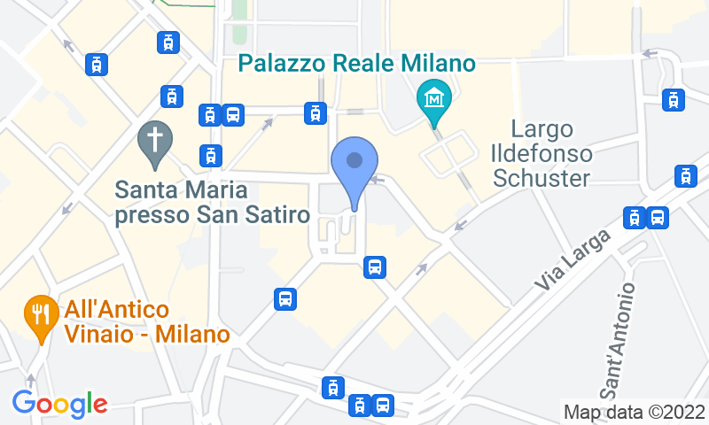 Localización del parking en el mapa - Reservar una plaza en el parking Diaz